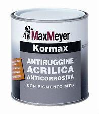 MAX MEYER KORMAX Antiruggine anticorrosivo 0,75 lt