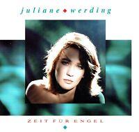 (CD) Juliane Werding - Zeit Für Engel- Der Himmel Schweigt, Vielleicht, u.a.