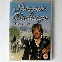 Sharpe's Challenge (DVD, 2006 2 entertain) Sean Bean