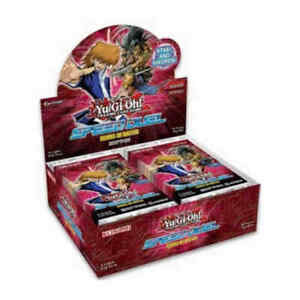 Yu-Gi-Oh! Speed Dual TCG: Scars of Battle Booster Box (36) New Sealed!