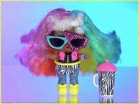 LOL Surprise Doll VALLEY B.B. bb Baby #HairGoals Wave 2 Rainbow Hair Goals Fancy