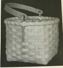 Basket Weaving Pattern Kentucky Berry Basket by Gh Productions