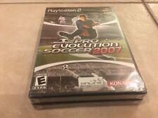 Winning Eleven: Pro Evolution Soccer 2007 (Sony PlayStation 2, 2007) PS2 NEW