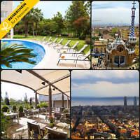3 Tage 2P Barcelona 4 Sterne Hotel Kurzurlaub Wochenende inkl. Frühstück & WLAN