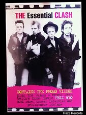 THE CLASH The Essential Clash DVD. Brand New & Sealed