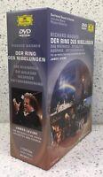 Levine/Metropolitan Opera WAGNER Der Ring Des Nibelungen (DVD, 2002, 7-Disc set)