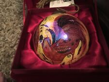 Ne'Qwa Art Rooster Dance Ornament By Susan Winger