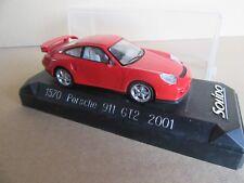 996G Solido 1570 Porsche 911 La 997 GT2 2001 Rouge 1:43