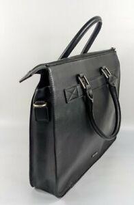 Aldo large black Laptop Bag 40cm x 31cm