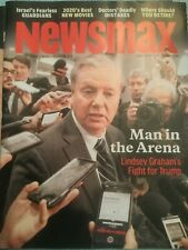 Newsmax Magazine Jan 2020 New Independent American Articles Lindsey Graham