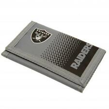 Oakland Raiders NFL American Football Nylon Wallet FD