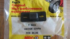 Tamiya S. Brat Frog Switch Cover Original MRC  Issue  Vintage