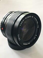 Leica Leitz Vario-Elmar-R 35-70 mm f/3.5 lens made in Germany