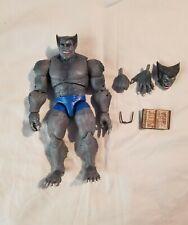 """X-Men Marvel Legends Retro Gray Beast Action Figure 6"""" Grey Beast"""