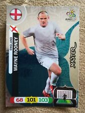 PANINI EURO 2012 ADRENALYN XL ROONEY (ENGLAND) 'MASTER' INTERNATIONAL EDITION