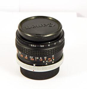 CANON FL  35 mm F 3.5
