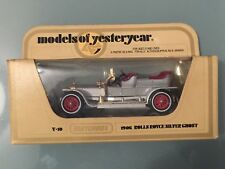 1:43 MATCHBOX LESNEY 1978 Models Of Yesterday ROLLS ROYCE GHOST 1906 Y 10