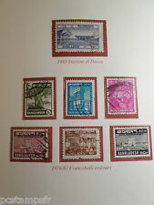 BANGLADESH, LOT timbres THEMES ARCHITECTURE, oblitérés, VF used STAMPS