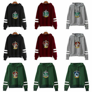 Harry Potter Pullover Hoodies Sweatshirt Casual Jacke Mantel Unisex Kostüme