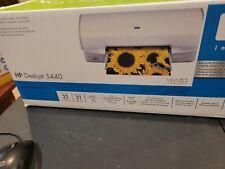 New HP Deskjet 5440 Digital Photo Inkjet Printer NIB Never Opened