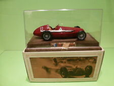 MEBETOYS ALFA ROMEO ALFETTA 158 -159 * 1950 1951 * - RED 1:25? - GOOD IN BOX