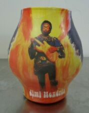jimi hendrix candle rock and glow candle rare discontinued 1996