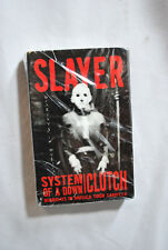 Slayer System Of A Down Clutch Diabolus In Musica Tour Sampler Cassette Rare New