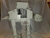 Legacy 2010 AT-AT Imperial Walker with action figures 2ft tall