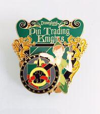 Disney DLR Disneyland Pin Trading Nights Knights Shield Peter Pan Pin 71274