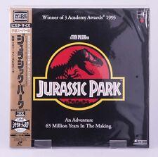 04296 F/S by Air Mint Laserdisc Jurassic Park [Pilp-1926] w/Obi from Japan