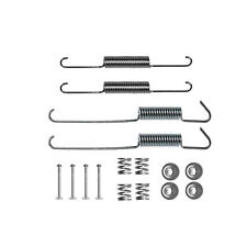 TOYOTA IQ REAR BRAKE SHOE FITTING KIT SPRINGS BSF0002A