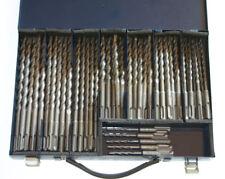 50 SDS Plus Bohrer Hammerbohrer 5-12mm Metallkoffer