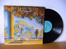 "THE MOODY BLUES ""The Present"" original UK Pressing LP 1983 (THRESHOLD TXS 140)"
