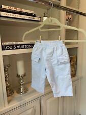 Bella Bliss Boys Seersucker Pant Size 12 Months