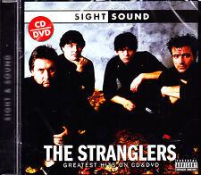 STRANGLERS greates hits on CD & DVD NEU