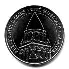 17 SAINTES Abbaye-aux-Dames, Couleur argent, 2014, Monnaie de Paris