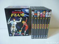 Coffret DVD Intégrale Capitaine Flam / Version PAL Française [ Neuf ]