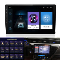 """9"""" 1080P Touch Screen Stereo Radio GPS Mirror Link MP5 Player Android Head Unit"""