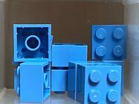 LEGO Parts - Medium Blue Brick 2 x 2 - No 3003 - QTY 10