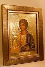 CHRISTIAN ORTHODOX GUARDIAN ANGEL ICON  АНГЕЛ ХРАНИТЕЛЬ ИКОНА 18x 23 CM