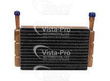 HVAC Heater Core Vista Pro 399067