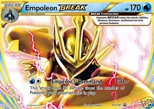 Empoleon Break - JUMBO OVERSIZED Holo Foil Box Promo - XY134 - NM-Mint