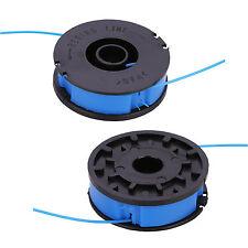 2 x alm tondeuse bobine & ligne pour einhell BG-ET5030 RT5030 ET500/30 rotofil
