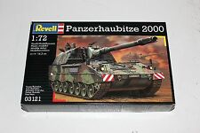 Revell 1/72 Panzerhaubitze 2000 tank 3121 - Sealed