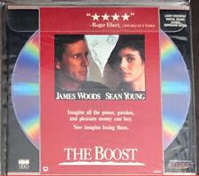 The Boost Laserdisc
