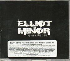 (222Z) Elliot Minor, The White One Is Evil - DJ CD