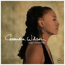 1 CENT CD Sings Standards - Cassandra Wilson