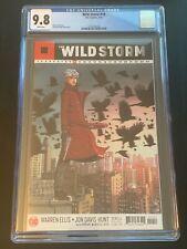 Wild Storm #10 CGC 9.8-NM-1st print-Warren Ellis-Jon Davis Hunt-DC/Wildstorm
