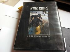 King Kong (DVD, 2011, 2-Disc Set, WS Special Edition With Movie Cash)