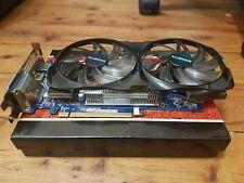 GIGABYTE GTX 660 Ti - GV-N66TWF2-2GD